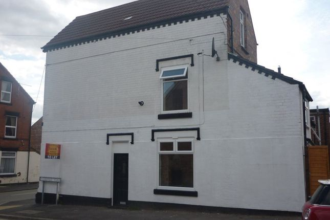 Thumbnail Terraced house to rent in Woodville Road, Sherwood, Nottingham