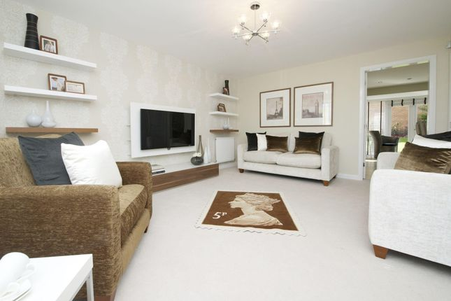 """Thumbnail Detached house for sale in """"Guisborough I"""" at Quernmore Road, Lancaster"""