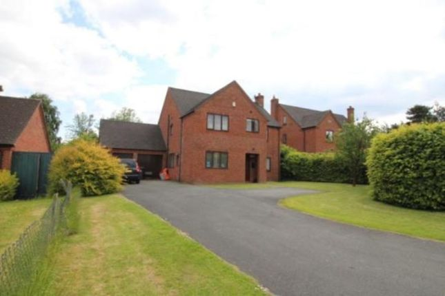 Thumbnail Detached house to rent in Edstaston, Wem, Shrewsbury