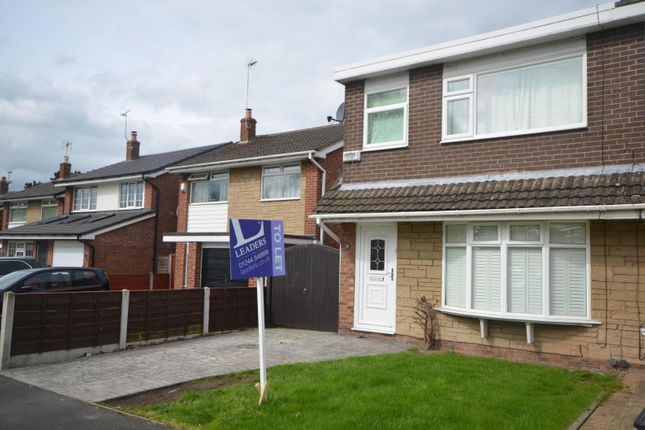 3 bed semi-detached house to rent in Cranleigh Crescent, Chester, Cheshire