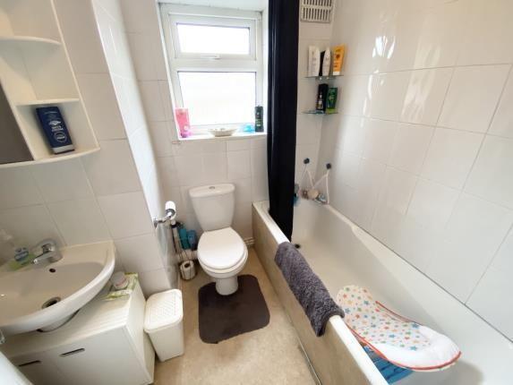 Bathroom of Bryn Garmon, Mold, Flintshire CH7