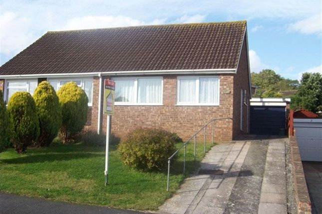 Thumbnail Bungalow to rent in Wigmore Gardens, Weston-Super-Mare