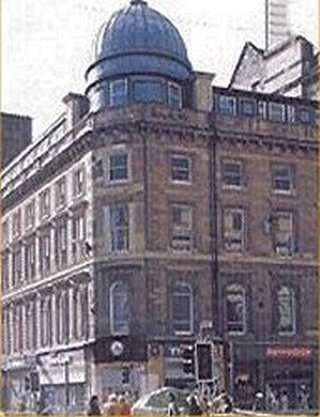 Serviced office to let in Union Street, Glasgow