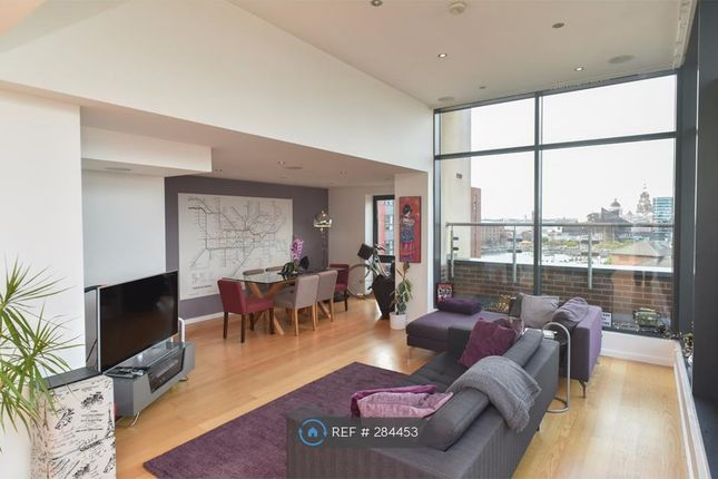 Thumbnail Flat to rent in Baltic Square Apartments, Liverpool