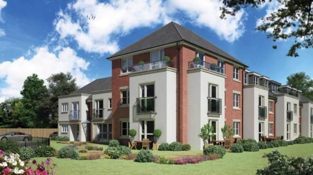 Thumbnail Property for sale in Trinity Lodge, Lonsdale Road, Formby, Merseyside