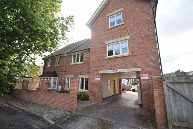 Thumbnail Flat to rent in Salopian, Queen Street, Market Drayton