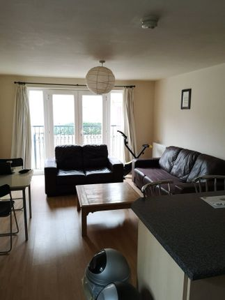 Lounge of Wilson Court, Allenby Road, Thamesmead, London SE28