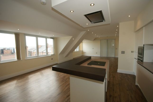 Thumbnail Flat to rent in Villiers House, Clarendon Street, Leamington Spa
