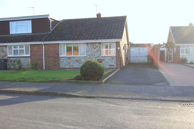 Thumbnail Semi-detached bungalow for sale in Caspian Way, Wheaton Aston, Stafford