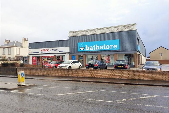 Thumbnail Commercial property for sale in 84-86 Prestwick Road, Ayr, South Ayrshire