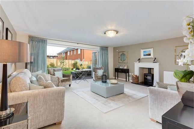 Thumbnail Detached house for sale in The Ascot, St Marys, Kings Field, Biddenham
