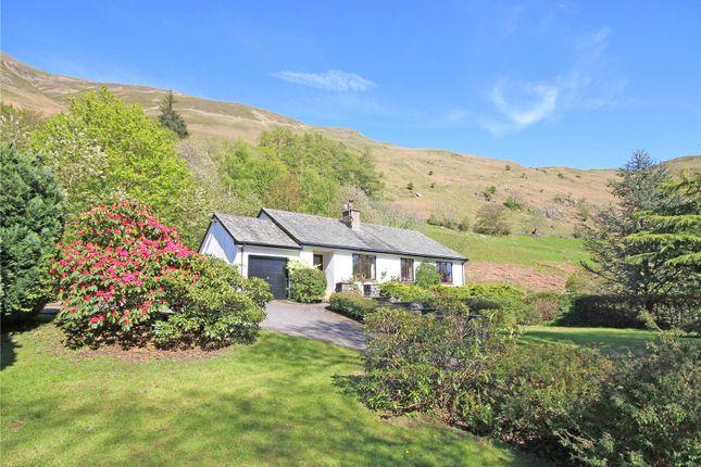 Thumbnail Detached bungalow for sale in Rooking Oaks, Patterdale, Penrith, Cumbria