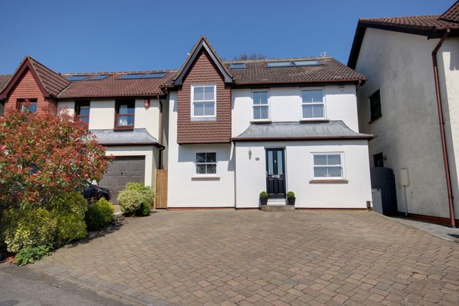 Thumbnail Detached house for sale in Postern Green, Enfield