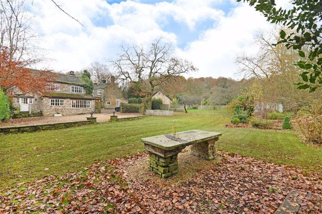 Thumbnail Link-detached house for sale in Hillfoot Road, Sheffield, Yorkshire