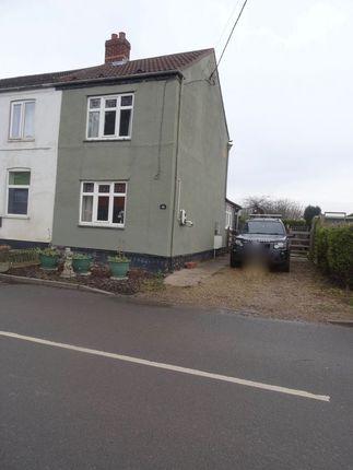2 bed terraced house for sale in Belchmire Lane, Gosberton, Spalding