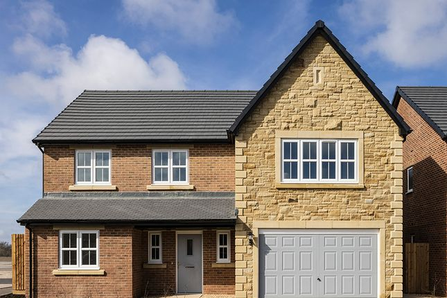 """Thumbnail Detached house for sale in """"Charlton"""" at Heron Drive, Fulwood, Preston"""