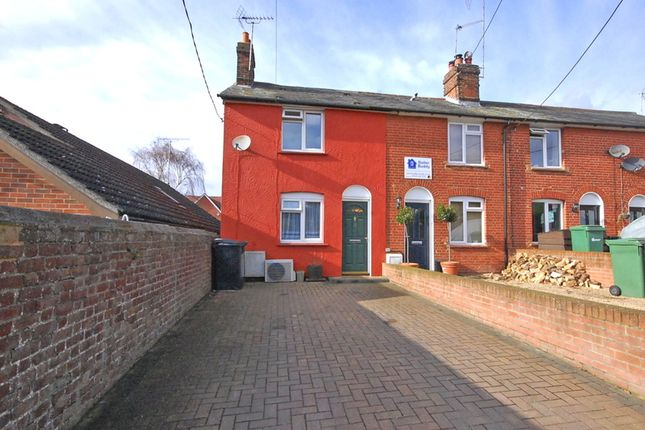 Thumbnail End terrace house to rent in Mallows Field, Halstead