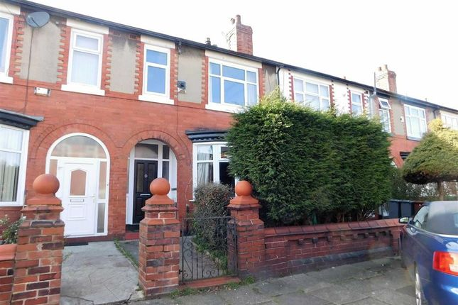 Thumbnail Terraced house for sale in St. Brendans Road North, Withington, Manchester