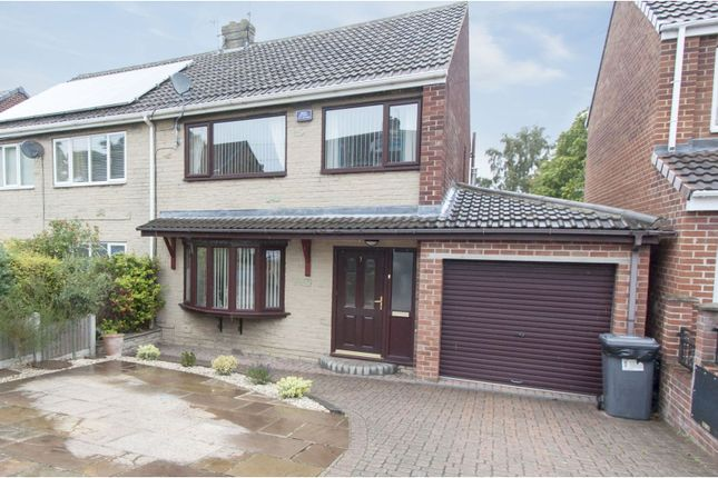 Thumbnail Semi-detached house for sale in Woodlands View, Barnsley