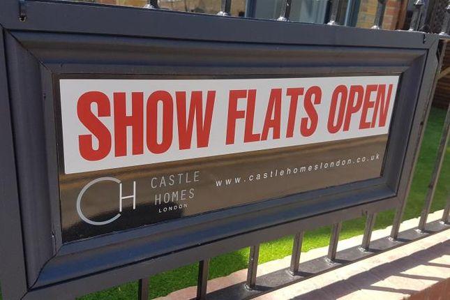 Thumbnail Flat for sale in St. Leonards Road, Windsor