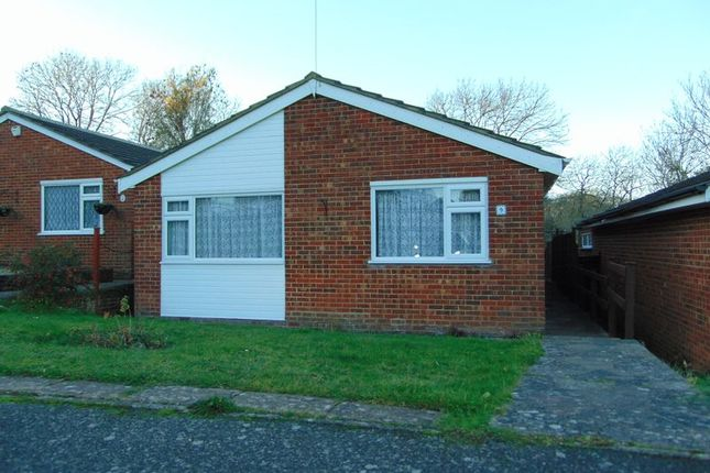 Thumbnail Bungalow to rent in Ambercroft Way, Old Coulsdon, Coulsdon