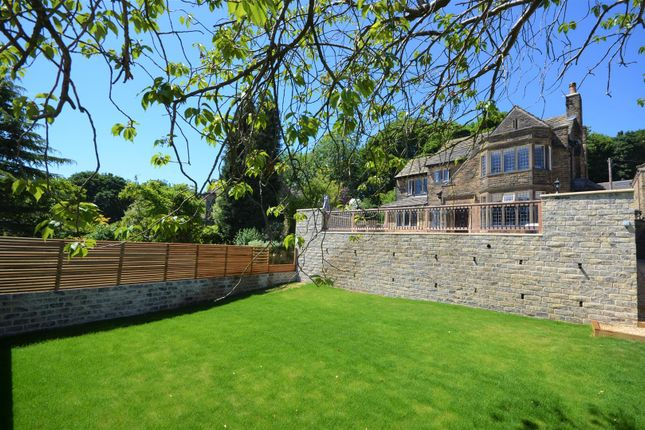 Thumbnail Detached house for sale in High Gables, 38 Hough, Northowram HX3 7Bu
