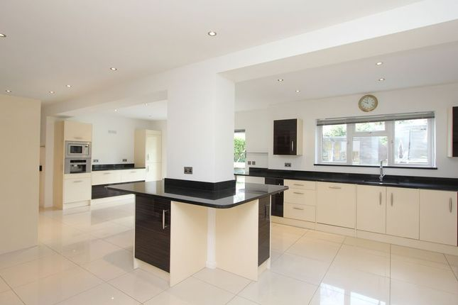 Thumbnail Detached house to rent in Crabtree Close, Beaconsfield