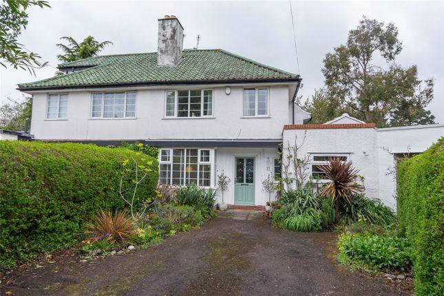 Thumbnail Semi-detached house for sale in Elmfield Crescent, Moseley, Birmingham