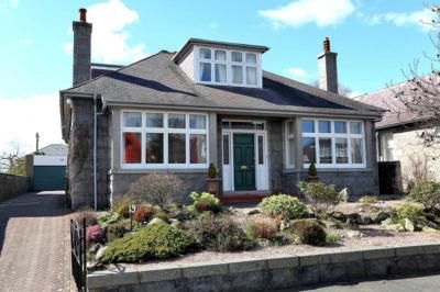 Thumbnail Detached house to rent in Westholme Avenue, Aberdeen AB156Aa