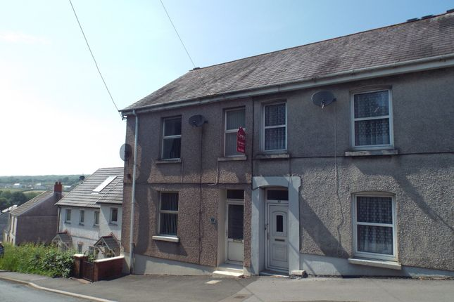 Thumbnail Semi-detached house for sale in Heol Llanelli, Pontyates, Llanelli
