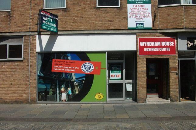 Thumbnail Retail premises to let in 1 Wyndham Street, Bridgend