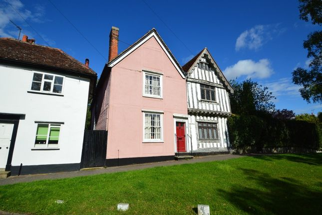 Thumbnail Semi-detached house for sale in Callis Street, Clare, Suffolk