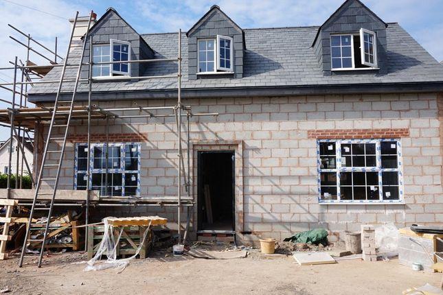 Thumbnail Detached bungalow for sale in Rock Road, Chudleigh, Newton Abbot, Devon