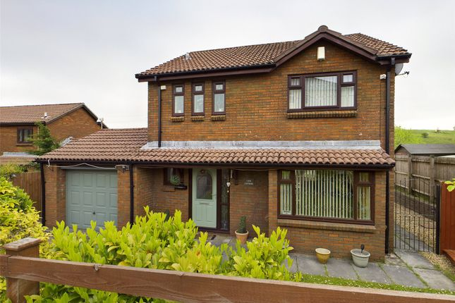 Thumbnail Detached house for sale in Nine Arches, Penybont, Tredegar, Gwent