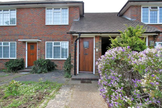 Thumbnail 2 bed flat to rent in Upper Brighton Road, Worthing