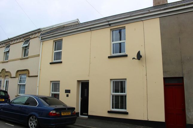 Thumbnail Terraced house to rent in Burrough Road, Northam, Bideford