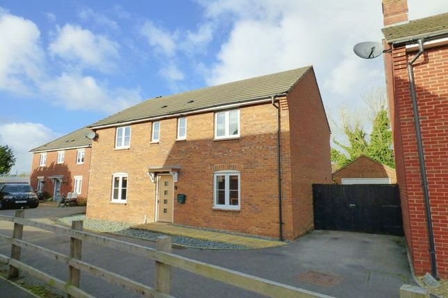 Thumbnail Detached house for sale in The Copse, St. Georges, Weston-Super-Mare