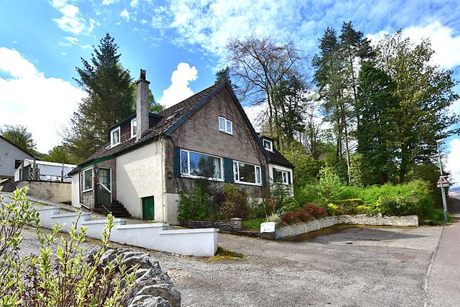 Thumbnail Detached house for sale in Alma Road, Fort William