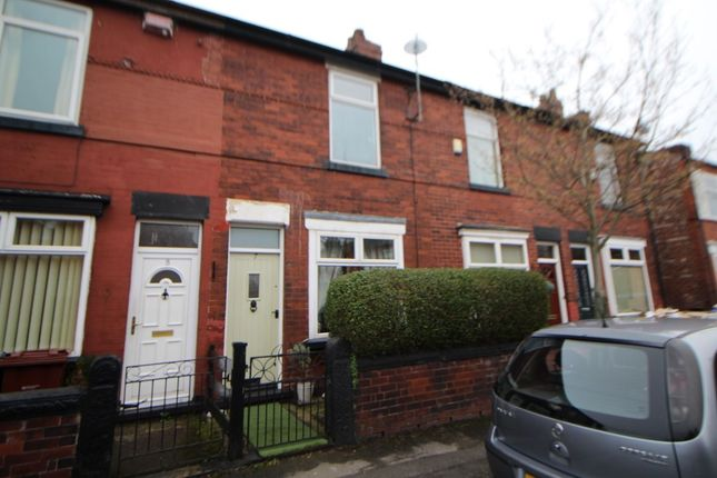 Thumbnail Terraced house for sale in Molyneux Road, Levenshulme, Manchester