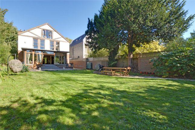 Thumbnail Detached house for sale in Kidbrooke Grove, Blackheath, London