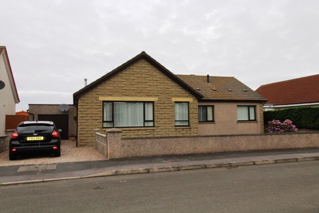 Thumbnail Bungalow for sale in 8 Park Grove, Buckie