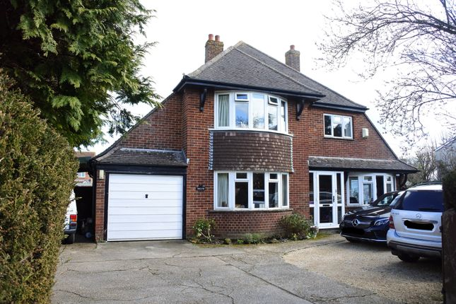 Thumbnail Detached house for sale in Peacemarsh, Gillingham