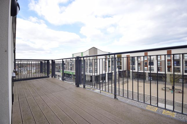 Thumbnail Flat for sale in Cheswick Court, Long Down Avenue, Stoke Gifford, Bristol