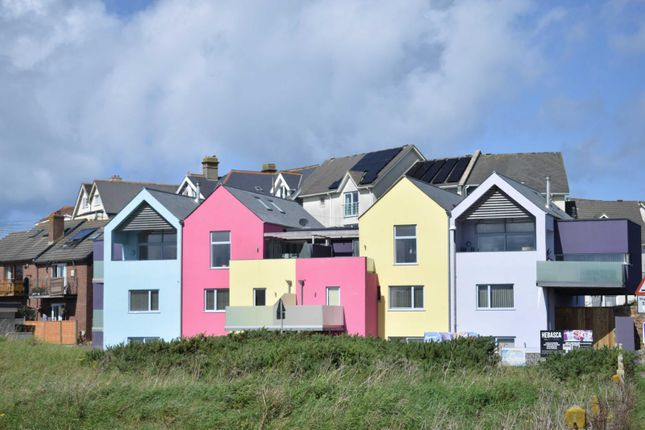 Thumbnail Terraced house for sale in Maer Down Road, Bude
