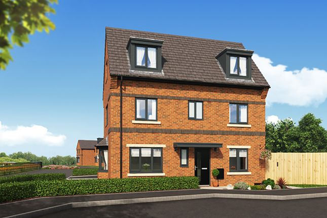 """Thumbnail Detached house for sale in """"The Overton"""" at Woodford Lane West, Winsford"""