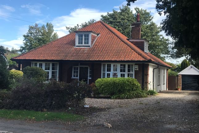 Thumbnail Bungalow for sale in Thunder Lane, Thorpe St. Andrew, Norwich