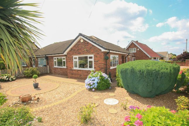 Thumbnail Semi-detached bungalow for sale in Park Lane, Rose Hill, Bessacarr, Doncaster