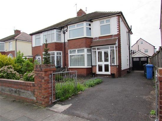 Thumbnail Property for sale in Leicester Avenue, Thornton Cleveleys