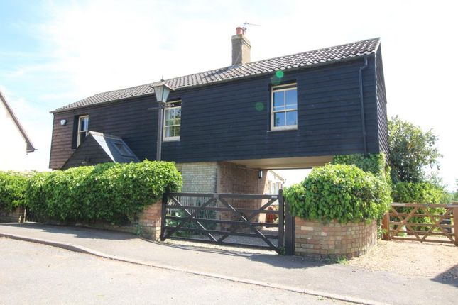 Thumbnail Detached house for sale in The Row, Sutton, Ely