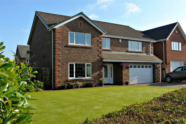 Thumbnail Detached house for sale in Parkfields Road, Moresby Parks, Whitehaven, Cumbria